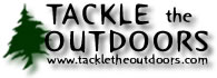 Tackle The Outdoors - great fishing tackle and gear for bass, muskie, and ice fishing and spearing.  Hunting and shooting targets and supplies.  Canoeing accessories and canoe motor mounts.